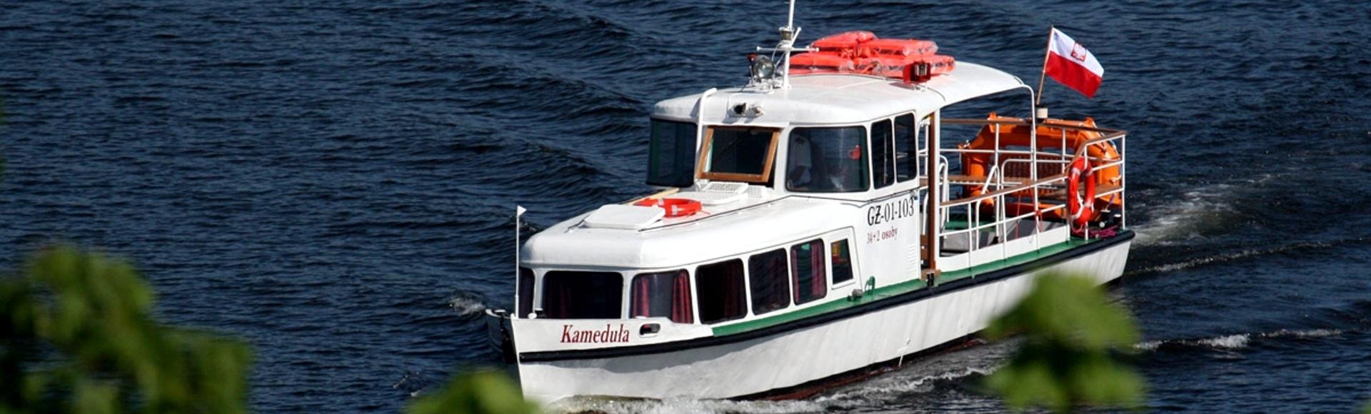 Rejsy statkiem dla grup zorganizowanych